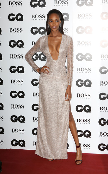 Jourdan Dunn - Arrivals at the GQ Men of the Year Awards — Part 4
