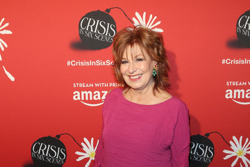 Joy Behar The 'Crisis in Six Scenes' World Premiere Screening Is Held in New York City