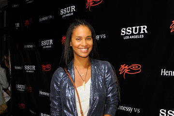 Joy Bryant The Opening of SSUR Los Angeles