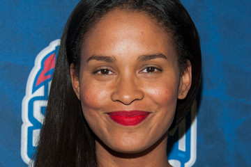 Joy Bryant 2014 Coors Light NHL Stadium Series - Los Angeles - Red Carpet