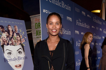 Joy Bryant Premiere of IFC Films' 'The Female Brain' - Red Carpet