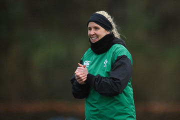 Joy Neville Munster Rugby Squad Training and Press Conference