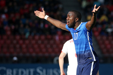 Jozy Altidore Switzerland v USA - International Friendly