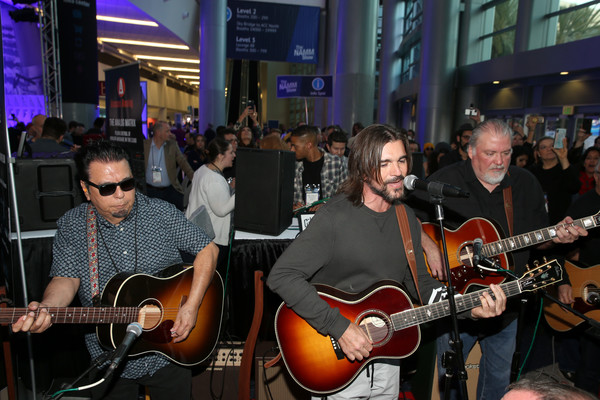 The 2020 NAMM Show Media Preview Day