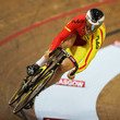 Juan Gascon Peralta UCI Track Cycling World Cup - Glasgow: Day One