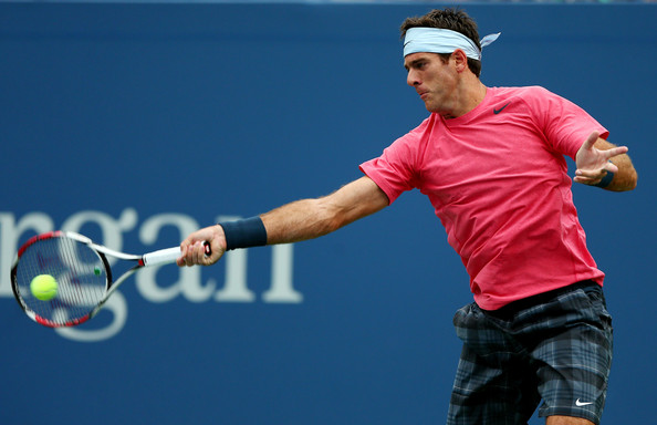Delpo - US Open '13
