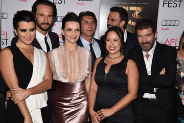 Juan Pablo Raba AFI FEST 2015 Presented By Audi Centerpiece Gala Premiere of Alcon Entertainment's 'The 33' - Red Carpet