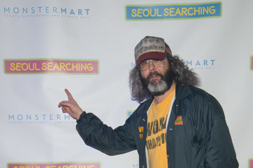 Judah Friedlander NYC Premiere of 'Seoul Searching' - Q&A and After Party Red Carpet