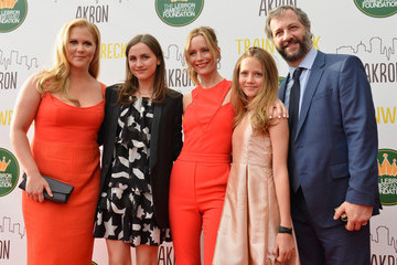 Judd Apatow Lebron James Hosts Advance Screening of Universal Pictures 'Trainwreck' in Akron