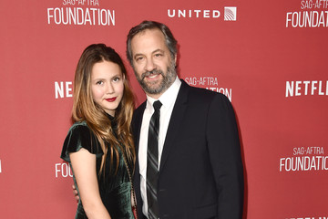 Judd Apatow Iris Apatow SAG-AFTRA Foundation Patron of the Artists Awards 2017 - Arrivals