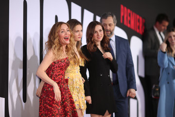 Judd Apatow Maude Apatow Premiere Of Universal Pictures' 'Blockers' - Arrivals