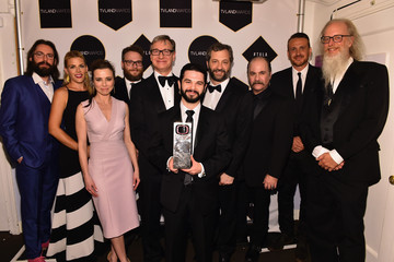 Judd Apatow Paul Feig 2015 TV Land Awards - Backstage