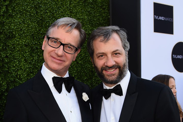 Judd Apatow Paul Feig 2015 TV Land Awards - Red Carpet