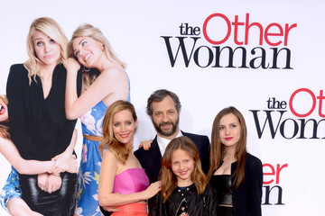 "Judd Apatow Premiere Of Twentieth Century Fox's ""The Other Woman"" - Arrivals"