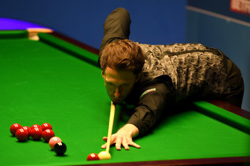 Judd Trump World Snooker Championship - Day Five