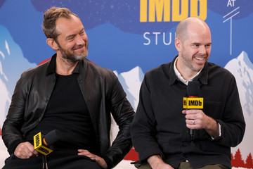 Jude Law The IMDb Studio At Acura Festival Village On Location At The 2020 Sundance Film Festival – Day 3