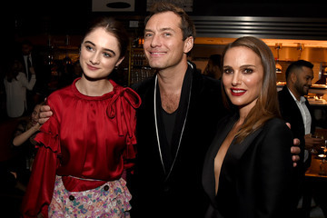 Jude Law Premiere Of Neon's 'Vox Lux' - After Party