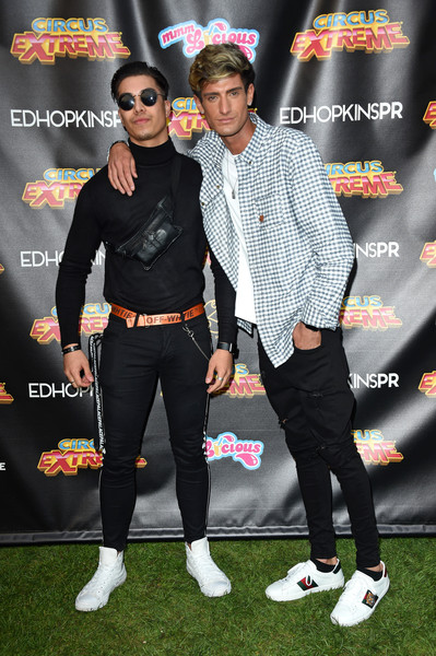 Circus Extreme VIP Preview - Arrivals