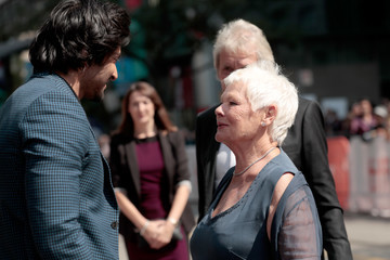Judi Dench 2017 Toronto International Film Festival - 'Victoria & Abdul' Premiere