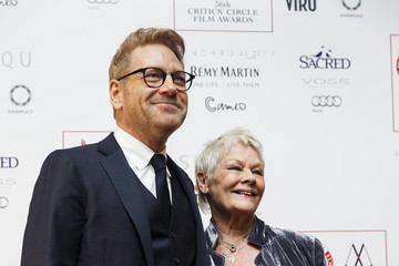 Judi Dench The London Critics' Circle Film Awards