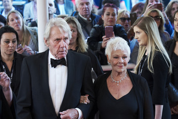 Judi Dench David Mills Donostia Award Gala- 66th San Sebastian Film Festival