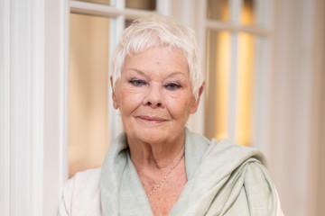 Judi Dench 'Red Joan' Portraits - 14th Zurich Film Festival