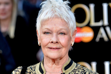 Judi Dench The Olivier Awards with Mastercard - Red Carpet Arrivals
