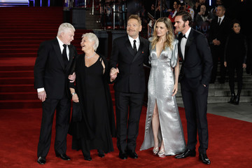 Judi Dench 'Murder on the Orient Express' World Premiere - Red Carpet Arrivals