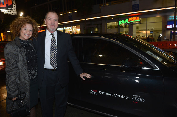 """Audi Arrivals At AFI FEST 2012 Presented By Audi - """"Lincoln"""" Premiere"""