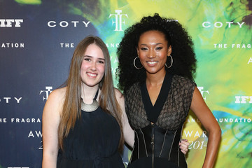 Judith Hill Inside the Fragrance Foundation Awards