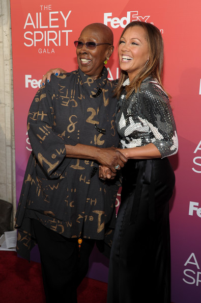 Arrivals at the Ailey Spirit Gala