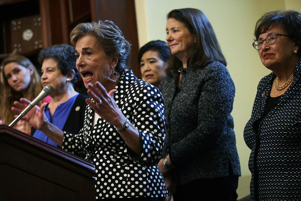 Congressional Pro-Choice Caucus Holds News Conf. on Access to Birth Control