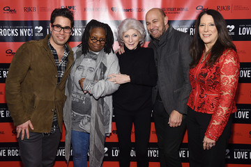 Judy Collins The SecondAnnual LOVEROCKS NYC! A Benefit Concert for God's Love We Deliver - Red Carpet