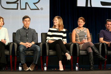 Judy Greer Winter TCA Tour: Day 12