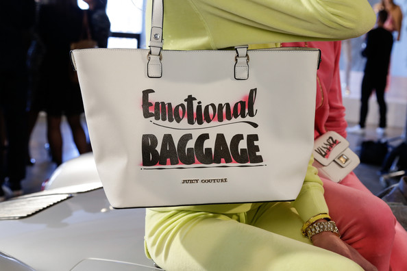 Juicy Couture's Emotional Baggage