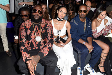 Juicy J Hood By Air - Front Row - September 2016 - New York Fashion Week: The Shows