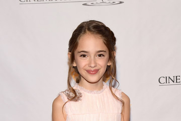 Julia Butters 55th Annual Cinema Audio Society Awards - Red Carpet