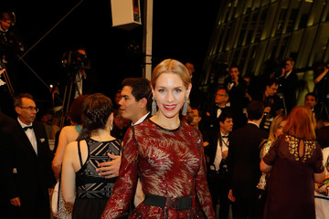 Julia Dietze 'Happy End' Red Carpet Arrivals - The 70th Annual Cannes Film Festival
