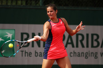 Julia Goerges 2017 French Open - Day One