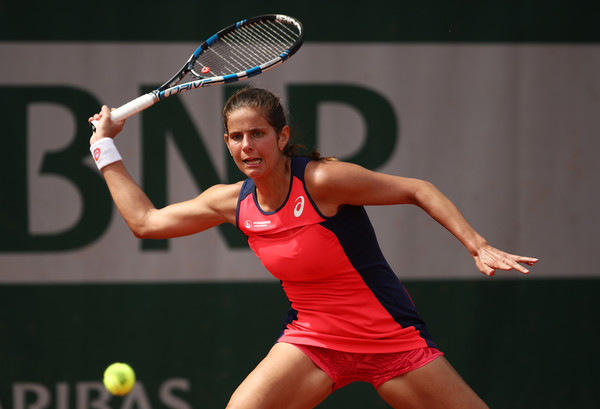 Julia Goerges Criticises The Bucharest Crowd As Home Player Begu