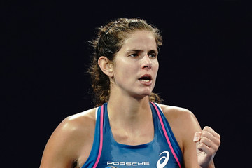 Julia Goerges 2018 China Open - Day 3