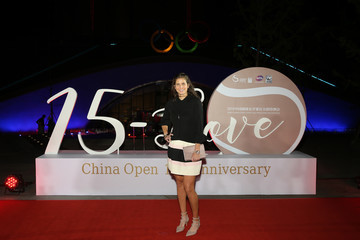 Julia Goerges 2018 China Open - Day 2