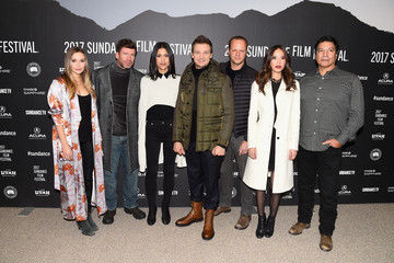 Julia Jones 'Wind River' Premiere - 2017 Sundance Film Festival
