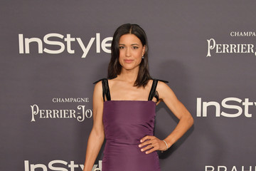 Julia Jones 3rd Annual InStyle Awards - Arrivals