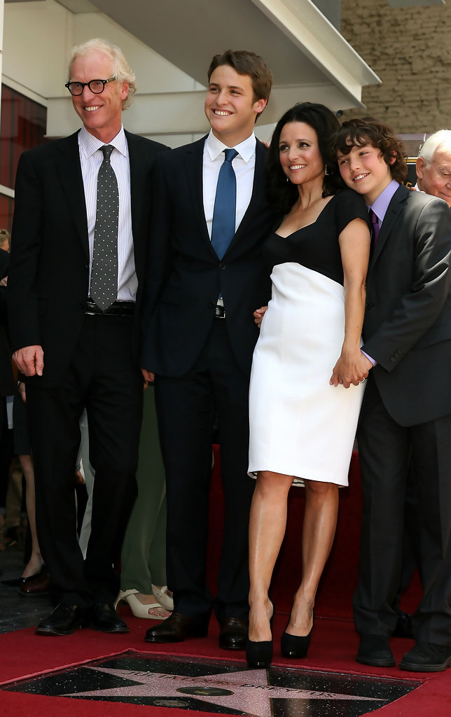 Charles Hall and Henry Hall Photos Photos - Julia Louis-Dreyfus ...