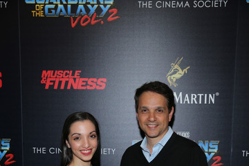 Julia Macchio Remy Martin Presents 'Guardians of the Galaxy Vol. 2' Screening and After-Party