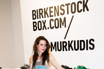 Julia Malik Birkenstock Box Launch at Andreas Murkudis in Berlin