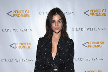 Julia Restoin-Roitfeld Stuart Weitzman Launches Partnership With Pencils of Promise - Arrivals