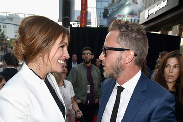 Julia Roberts Open Roads World Premiere of 'Mother's Day' - Red Carpet