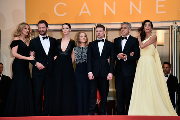 Julia Roberts George Clooney 'Money Monster' - Red Carpet Arrivals - The 69th Annual Cannes Film Festival